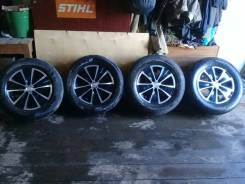 Продам комплект колес б/у. x15 5x114.30