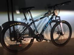 Новый горный взрослый велосипед в упаковке в наличии