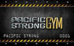 Клубная карта (безлимитная) в Pacific Strong GYM
