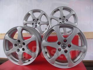 Nissan. 7.0x17, 5x114.30, ET45, ЦО 65,0мм.