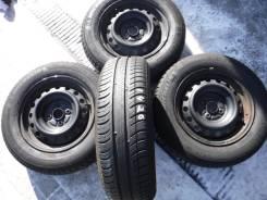 Michelin Energy Saver. Летние, 2014 год, износ: 10%, 4 шт