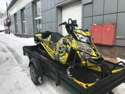 BRP Ski-Doo Summit X T3 163 800R E-TEC. исправен, есть птс, с пробегом