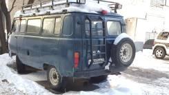 УАЗ. механика, 4wd, 2.9 (107 л.с.), бензин, 97 000 тыс. км