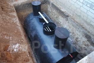 Установка, монтаж шамбо в Хабаровске
