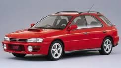 Капот. Subaru Impreza WRX STI, GF8 Subaru Impreza, GF8 Двигатели: EJ20K, EJ20G