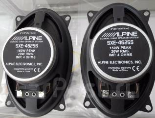 Продаю Alpine двухполосная акустика