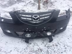 Бампер. Mazda Mazda3, BK