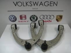 Рычаг подвески. Volkswagen Touareg, 7P6, 7P5 Двигатели: CRCA, CGRA, CGNA, CEGA, BGU, CGEA, CGFA, CNRB, CMTA, CATA, CCTA, CASA, CJTA, CRCD, CYJA, CJMA...