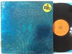 JAZZ! PROG! Сантана / Santana - Borboletta - 1974 NL LP виниловая