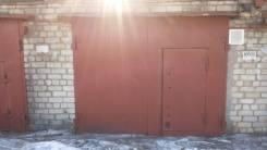 Гаражи капитальные. улица Борисенко 110, р-н Борисенко, 36 кв.м., электричество, подвал. Вид снаружи