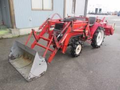 Yanmar. Мини трактор FX18D