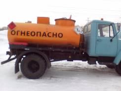 ГАЗ 35-07 топливозаправщик. 2 000 куб. см.