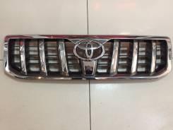 Решетка радиатора. Toyota Land Cruiser Prado, KDJ125, GRJ121W, RZJ125, KZJ120, KDJ121, VZJ125W, KDJ120W, VZJ121, LJ125, VZJ120W, GRJ121, GRJ125, GRJ12...