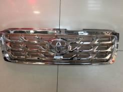 Решетка радиатора. Toyota Land Cruiser, HZJ105, UZJ100L, J100, FZJ105, HDJ100, HZJ105L, HZJ76L, HDJ100L, HDJ101K, UZJ100W, UZJ100 Двигатели: 1HZZ, 2UZ...