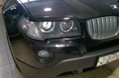 Накладка на фару. BMW X3, E83 Двигатели: N46B20, M47TUD20, M57TUD30, M54B30, M54B25
