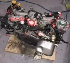 Двигатель в сборе. Subaru Impreza WRX