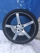 Продам диски шины. 8.5x19 5x120.00 ET-35 ЦО 72,6мм.