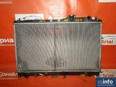 Радиатор охлаждения двигателя. Honda Rafaga Honda Ascot Honda Saber, UA1, UA3, UA2 Honda Inspire Двигатели: G20A, C32A, G25A