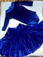 Платья для бальных танцев. Рост: 116-122, 122-128 см
