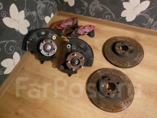 Суппорт тормозной. Subaru Forester, SF5, SG5 Subaru Impreza, GGA, GDB, GDA Двигатели: EJ205, EJ207