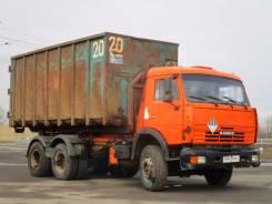 Камаз 65115. Мультилифт Велмаш МПР-1 на шасси КамАЗ 65115, 11 760 куб. см.