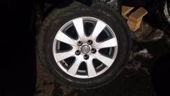 Комплект колес 215/60/16 Тойота Камри. 6.5x16 5x114.30 ET45 ЦО 60,1мм.