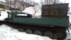 ХТЗ ТГМ-126. МТЛБ, 8 200,00кг.