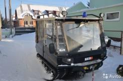 Пелец Транспортер. Снегоболотоход, 600 куб. см.