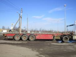 Van Hool. контейнеровоз, 31 000 кг.