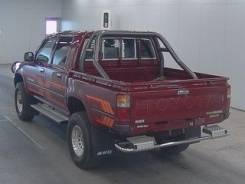 Подножка. Toyota Hilux Pick Up, LN106