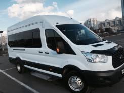 Ford Transit. Форд транзит 2015 г. в, 2 200 куб. см., 20 мест