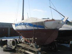 Яхта. Длина 7,62м., Год: 1980 год