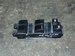 Блок управления стеклоподъемниками. Nissan Cube, AZ10 Двигатель CGA3DE