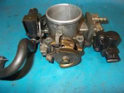 Заслонка дроссельная. Honda Civic Ferio, ES1, ES2 Honda Civic, EU2, EU1, ES1, ES2 Двигатель D15B
