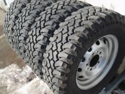Внедорожные колёса Р15 для Шеви Нивы и Нивы. 6.0x15 5x139.70 ET40 ЦО 98,5мм.