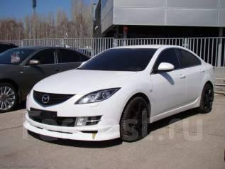 Губа. Mazda Atenza Mazda Mazda6