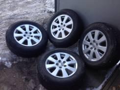 Колеса R16 Carmry Toyota 5x114.3. 6.5x16 5x114.30 ET50 ЦО 60,1мм.
