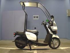 Yamaha Gear. 49 куб. см., исправен, без птс, без пробега