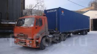 Камаз 65116. Продам тягач, 11 000 куб. см., 23 000 кг.