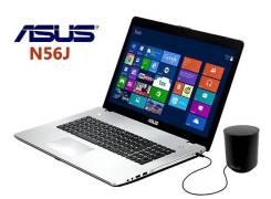 """Asus N56JR. 15.6"""", 2,8ГГц, ОЗУ 8192 МБ и больше, диск 1 000 Гб, WiFi, Bluetooth, аккумулятор на 2 ч."""