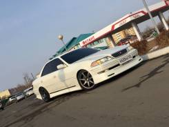 Спойлер. Subaru