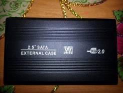 Внешние жесткие диски. 750 Гб, интерфейс USB