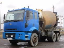 Ford Cargo. Миксер Форд Карго (2008), 7 330 куб. см., 9,00куб. м.