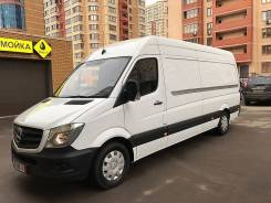 Mercedes-Benz Sprinter. Мерседес Спринтер 313, Цельнометалический 2015г. в Москве, 2.200кг., 2 200 куб. см., 2 200 кг.