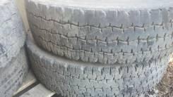 Dunlop Bb490. Зимние, без шипов, 2008 год, износ: 50%, 5 шт