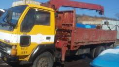 Mitsubishi Fuso Fighter. Продается грузовик Mitsubishi Fuso с манипулятором во Владивостоке, 7 545 куб. см., 5 000 кг.