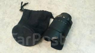 Объектив Nikon AF-S DX 18-105 mm f/3,5-5,6G ED VR. Для Камер Nikon DX, диаметр фильтра 67 мм