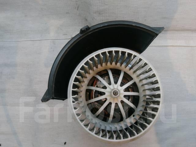Мотор печки. Volkswagen Touareg, 7LA, 7L6 Двигатели: BWF, BPD, BKS, BKW, BAA, BLK, AZZ, BAC, BHK, BPE, BLE, AYH, BAN, BAR, BMV, BMX, BKJ, BKL, BJN, BH...