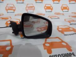 Зеркало заднего вида боковое. Renault Logan