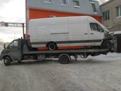 ГАЗ 331061. Эвакуатор валдай, 3 800 куб. см., 3 500 кг.